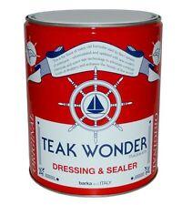 Teak Wonder Oil per Teak 4lt Colore Naturale