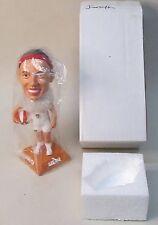 2001-02 JANETH ARCAIN Houston Comets WNBA nodder bobblehead bobber doll MIB