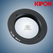 New Kipon Adapter for Carl Zeiss M42 Screw Mount Lens to Sigma SA Camera