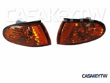 Mitsubishi Lancer EVO Evolution 1 2 3 1992 1993 1994 1995 Corner Light Amber