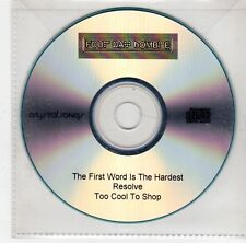 (GI948) Four Day Hombre, The First Word Is The Hardest - DJ CD