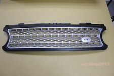 Front Grille Black&Silver for LAND ROVER RANGE ROVER L322 Supercharged 06-09