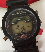 - Authentic Casio G Shock DW-6000 Digital Watch for Men Without Bezel