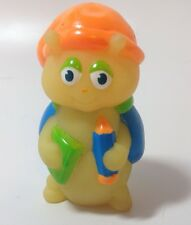 Vintage Playskool Hasbro Glow Worm Glo Friend Book BUG 1988 Bookbug