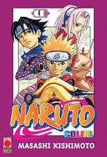 Planet Manga - Naruto Color 4 - Nuovo !!!