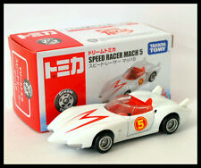 TOMICA DREAM SPEED RACER MACH 5 TOMY 2014 New Model Diecast Car