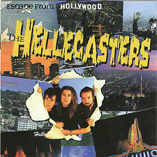 Escape From Hollywood by The Hellecasters, CD 1994 Rio Records