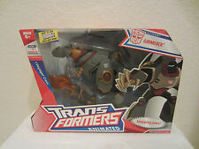 Transformers Action Figure Voyager class Animated Autobot Grimlock MISB 2007 new
