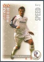 SHOOT OUT 2006-2007-BOLTON WANDERERS-GARY SPEED