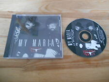CD Country Brooks & Dunn  - My Maria (1 Song) Promo ARISTA USA jc