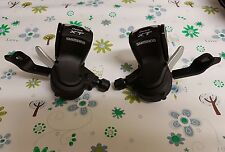 Shimano XT SL-M770 Gear Levers Shifters 3 x 9 Speed Xc Dh Mountain Hybrid Bike