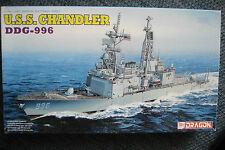 U.S.S. Chandler DDG-996 Dragon 1:700 C 2005 #7026