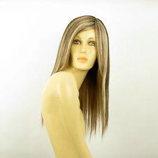 medio lunghezza parrucca Luce biondo copper wick clear e chocolate:HELOISE