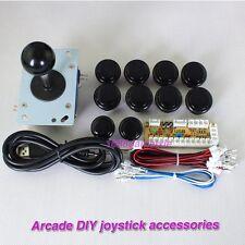 Arcade diy kits USB Controller + Lengthened 2Pin joystick + Buttons for Mame KOF