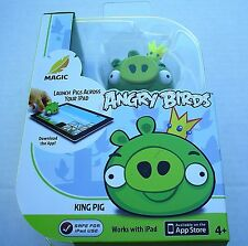 Angry Birds KING PIG Mattel APPTIVITY Works with iPad FREE AP - BRAND NEW in BOX