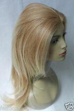 "New Premium Quality Layered Blonde Synthetic Lace Front Full Wig 22"" to 23"" Wigs"