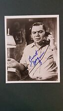 Ernest Borgnine-signed photo-1 - coa