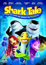 Shark Tale Will Smith, Robert De Niro Brand New Sealed DVD