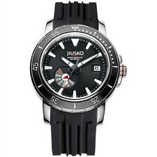 JIUSKO Deep Sea Series Men's Automatic Titanium 300m Dive Watch 75LSB0202