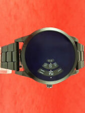 Anni'60'70 insolito futuristica SPACE AGE RARE OLD STYLE MODERNO DISC DISK WATCH 70