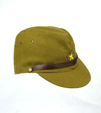 WWII IJA Imperial Japanese Army Officer Field Wool Cap Hat Size L