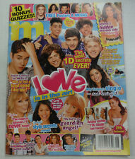 M Magazine Justin Beiber Taylor Swift June 2012 051615R2