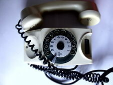 Telefono Vintage anni 70 SAFNAT a rotella made in Italy e funzionante