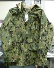 US NAVY WORKING UNIFORM NWU AOR II TYPE III PARKA JACKET GORE-TEX VAR SIZES NEW