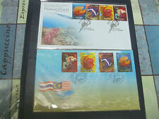 FDC MALAYSIA-THAILAND 2015 (MARINE CREATURES JOINT ISSUE)