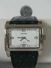 VINTAGE TERNER LARGE FACE WOMEN WATCH, WORK GREAT