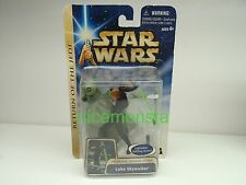 Star Wars Saga Collection 2003 Luke Skywalker Throne Room Duel Action Figure