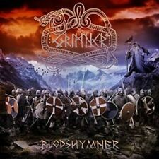 "Grimner ""Blodshymner"" CD [VIKING FOLK METAL FROM SWEDEN]"