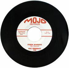 "MAC REBENNACK  ""STORM WARNING""    R&B CLASSIC   LISTEN!"