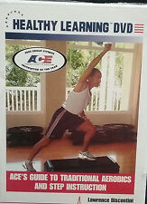 Healthy Learning DVD Ace's Guide Traditional Aerobics and Step