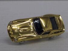20x Ferrari 250 GTO in goldmetallic als Anstecknadel / PIN mit OVP, Pral. Bijou