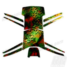 Protective Vinyl Skin Decal for Parrot Bebop Quadcopter Drone wrap Chameleon