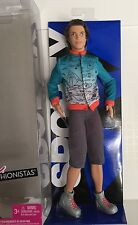 Barbie Fashionistas Sporty Male Boy Ryan Jointed Ken Articulated Doll 2011 NIB