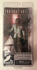 NIB NECA Resident Evil LAB COAT ZOMBIE! 10th Anniversary Series 2 Horror Figure