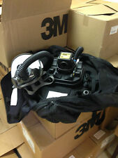 3M RRPAS Breath Easy Turbo Respirator Gas Mask (Sm. or Med.) Cost $1,189.00