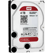 HARD DISK INTERNO 3,5 4TB RED WD40EFRX HD NAS