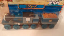 Thomas & Friends Wooden Trains Ferdinand & Tender 2010 LEARNING CURVE LC98066 2+