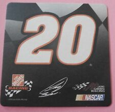 Beer  Coaster - Joey Logano #20 Home Depot- NASCAR - New