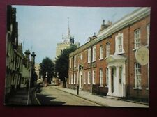 POSTCARD BUCKINGHAMSHIRE AYLESBURY - CHURCH STREET