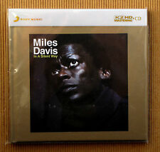 Miles Davis , In A Silent Way  ( CD_K2HD Mastering_Japan_Limited Edition )