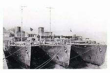 rp17163 - Royal Navy Warships - HMS Hepatica , Windflower , Snowberry - photo