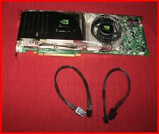 NVIDIA QUADRO FX 5600 1.5GB VIDEO CARD FOR Apple MAC PRO 2nd Gen 3,1 2008
