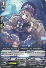 CARDFIGHT VANGUARD CARD: NIGHTMARE DOLL, LESLIE G-BT05/086EN C