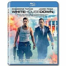 White House Down [Blu-ray] [2013] New & Sealed