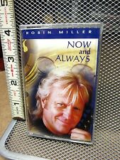 ROBIN MILLER Now & Always NWT cassette tape NWT mediation new age