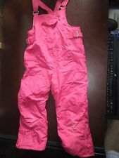 Old Navy Size 4T Pink snow pants ski suit Pants bibs cute sledding cold